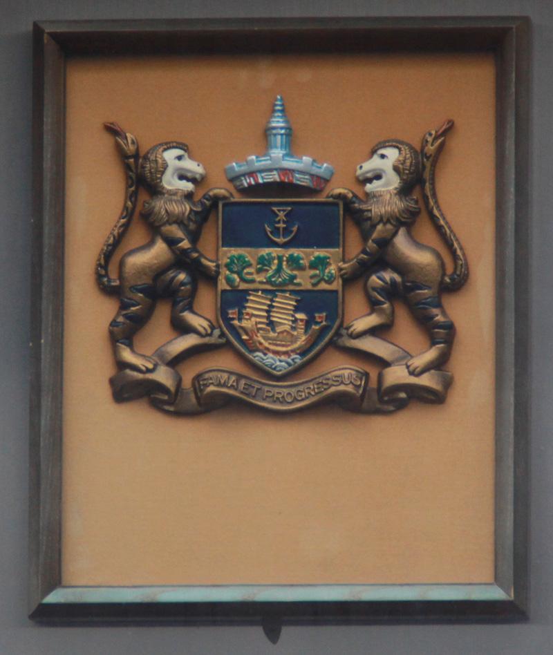 大阪港の紋章
