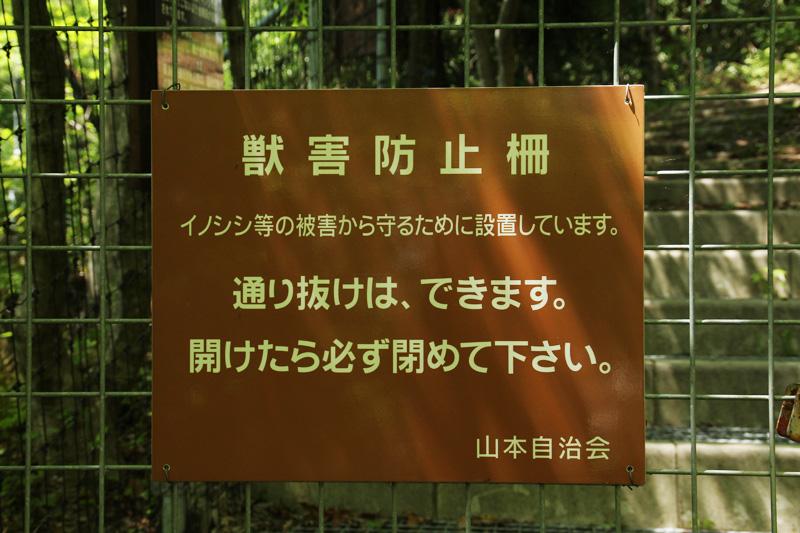 獣害防止策