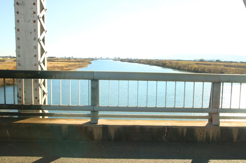 墨俣川(現・長良川)