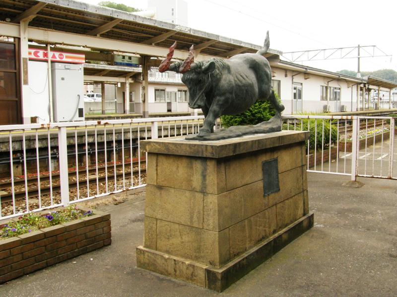火牛の計像