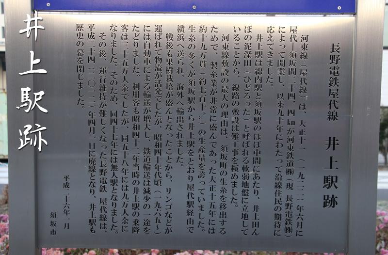井上駅跡の解説