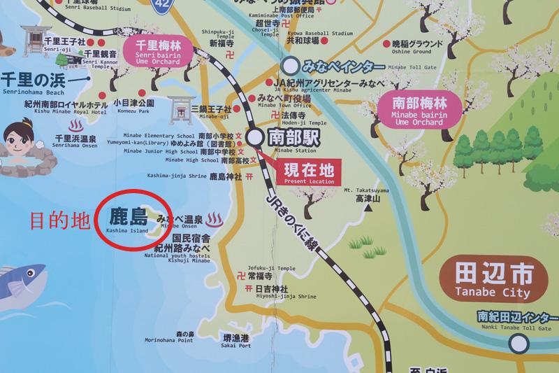 観光マップ拡大