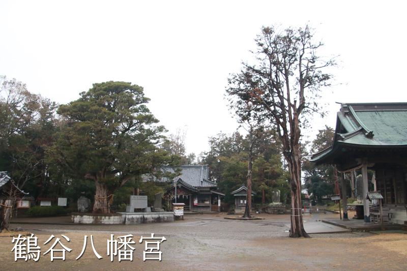 2月の鶴谷八幡宮