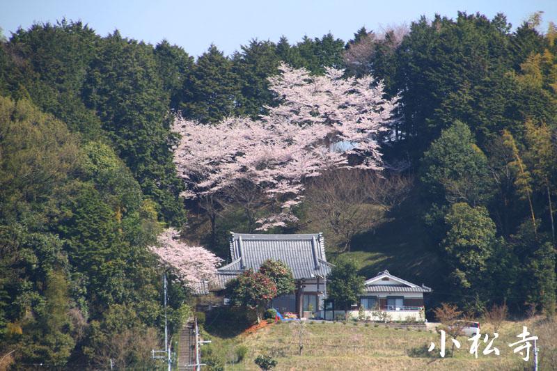 平重盛ゆかりの小松寺